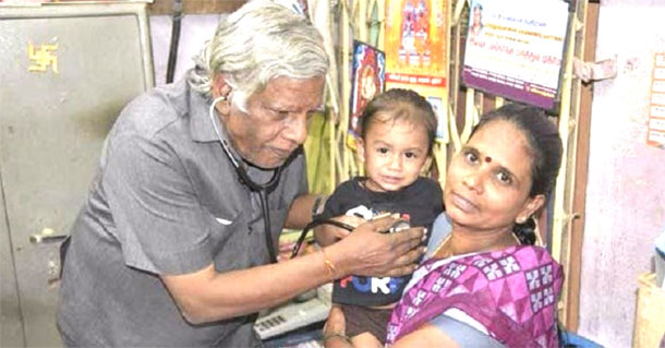 Chennai's Beloved 'Rs 5 Doctor' Passes Away: Why He Was a Messiah to The Poor
