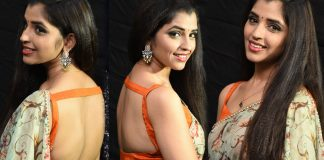 Anchor syamala At Kavacham Movie Audio Release Photos