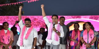 KTR Road show Telangana Assembly Elections 2018 Photos