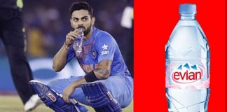The Amount That Virat Kohli Spends On 1 Litre Of Water Will Blow Your Mind