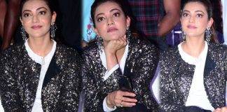 kajal agarwal At Kavacham Movie Audio Launch Photos