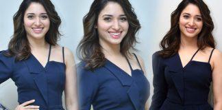 Tamanna Bhatia at F2 Movie Press Meet Photos