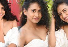 Nitya Naresh Stills AT Operation Gold Fish Movie Launch