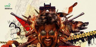 Rajinikanth's next movie titled Darbar.. Darbar first look