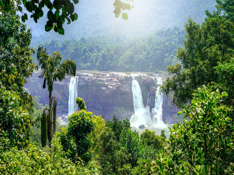 Athirappilly Falls, Must visit water fall in kerala