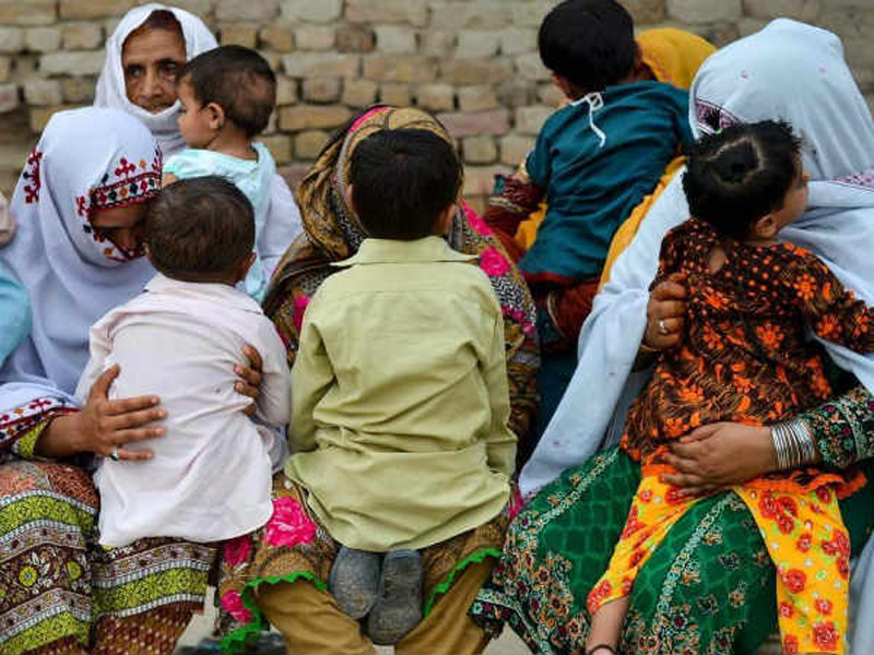 More than 500 people infected with AIDS in pakistan