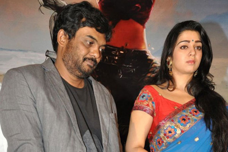 Charmi sensational comments on puri jagannath