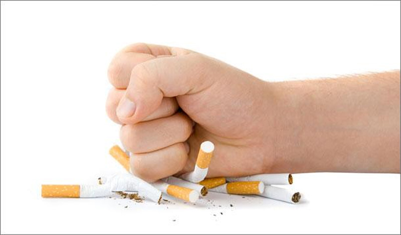 How to quit cigarette smoking