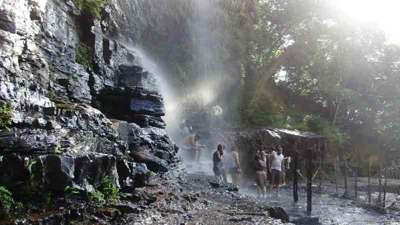 Visit Talakona water falls also when you visit tirupati