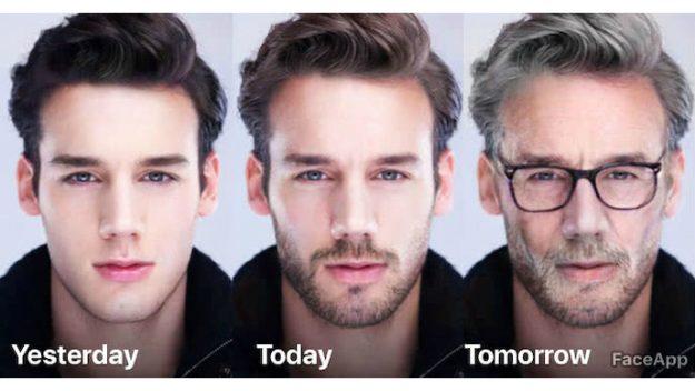 Výsledek obrázku pro face app
