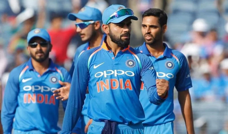 byjus to replace oppo as team india sponsor