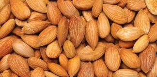 benefits of almonds soaked in water