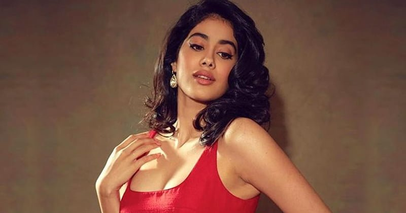 Janhvi kapoor Romance With Young Tollywood Hero