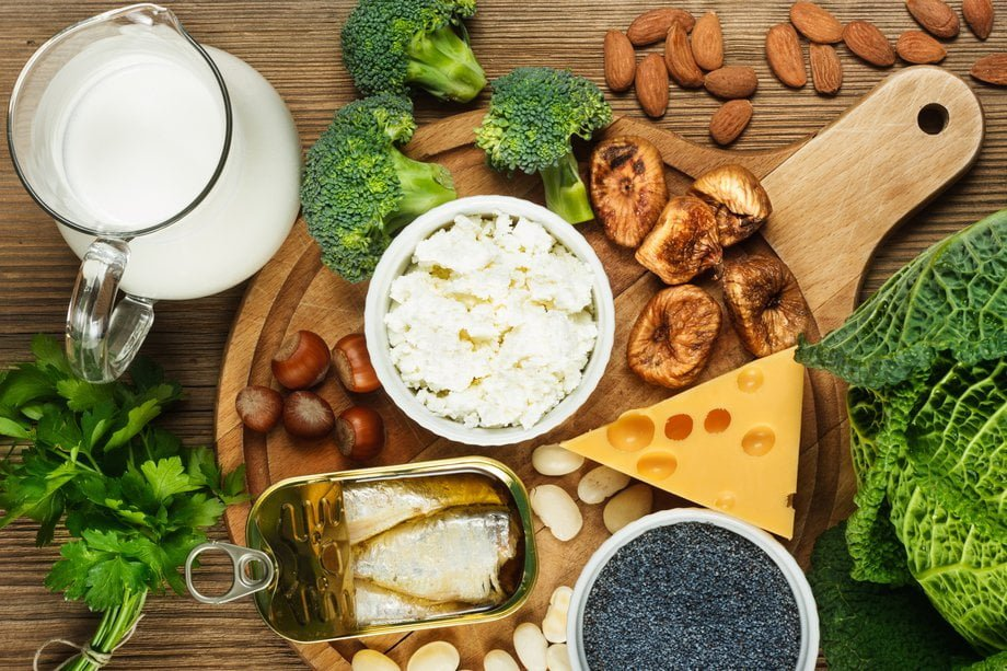 these 3 nutrients are important for strong bones