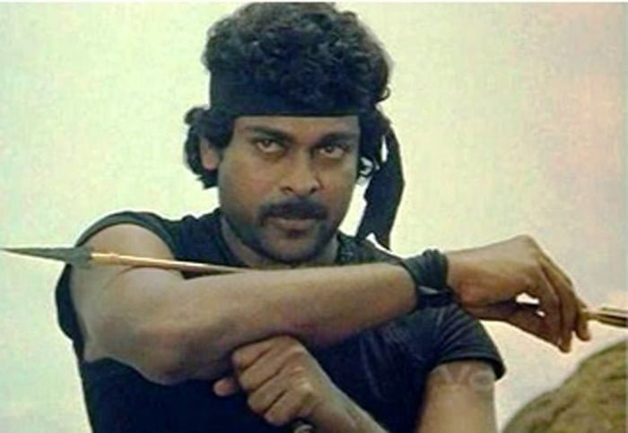 chiranjeevi stepped up as good actor with khaidi movie