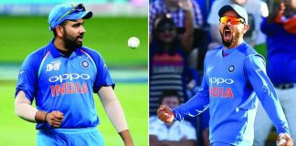 conflicts between kohli and rohith sharma might be true
