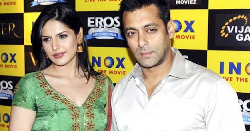 Zareen Khan reveals why she wants to marry superstar Salman Khan
