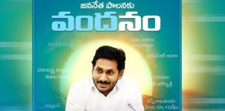 100 Days Of CM YS Jagan Ruling In Andhra Pradesh