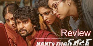 Nani Gang Leader Review