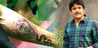 Story Behind Nagarjuna's New Tattoo