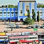 Parking charges increased at Secunderabad Railway Station