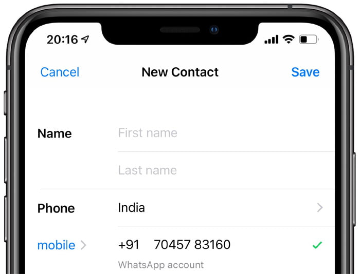 phone numbers in india will get one additional number