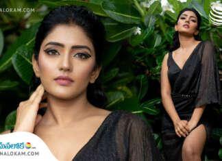 Beauty in Black Actress Eesha Rebba